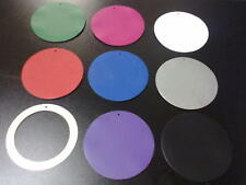 MAGNETIC CAR TAX DISC HOLDER-CHOOSE 1 FROM MANY COLOURS