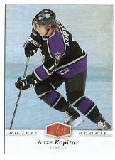 Anze Kopitar Kings 2006-07 Flair Showcase Update Rookie Card #314 NrMt Slovenia