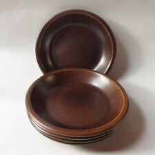 Wedgwood Sterling - Oven to Table - x5 Cereal Soup Bowls - Slant Side - 20cm