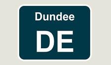 1x Dundee Train Depot Sticker/Decal 100 x 77mm