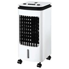 Water Air Cooler Portable Humidifier Oscillating Cool Fan