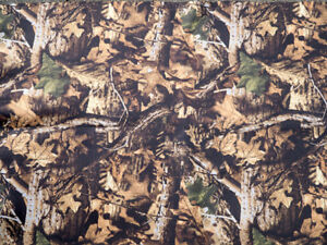 NEOPRENE CAMOUFLAGE SHEET. Autumn colours. 128cm x 79cm. 1Sq Metre 2mm thick.