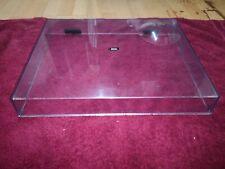 Technics Sl1200 Sl1210 Turntable Dust Cover Lid SL-1210 Mk2 Mk3d Mk5