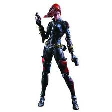Marvel Comics BLACK WIDOW Variant Play Arts Kai Action Figure! MIB! Avengers