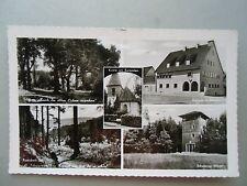 Ansichtskarte Luftkurort Schwan nördl. Schwarzwald 1963