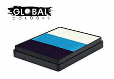 Global Rainbow Cakes 50g - ALASKA professional face & body paint