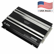 5800W C-266 RMS 4/3/2 Channel Powerful Car Amplifier Audio Power Stereo Amp tUSA