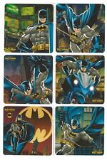 "25 Assorted Batman Comic Stickers, 2.5"" x 2.5"" each, Party Favors"