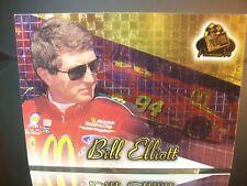 Bill Elliott #94 McDonald's Press Pass Premium 1998 Card #35