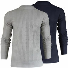 Brave Soul Men's Regular Medium Knit Jumpers & Cardigans