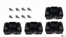 NEW GENUINE VW GOLF MK5 MK6 2004-2013 SIDE SKIRTS FIXINGS SET OF 12 PIECES
