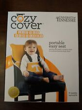 Cozy Cover Convertible High Chair Safety Seat Tennessee Volunteers New
