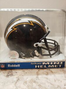 Riddell NFL San Diego Chargers Authentic Throwback Mini-Helmet