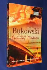 TALES OF ORDINARY MADNESS Charles Bukowski BOOK Beat Fiction