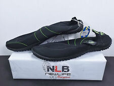 Frisky Motex Aqua Shoes Men's Size 13 Black/Volt