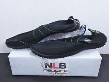 Frisky Motex Aqua Shoes Men's Size 13 Black/Volt