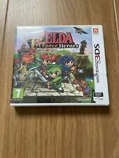 Jeu Nintendo 3DS The Legend Of Zelda Triforce Heroes NEUF sous BLISTER