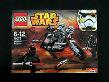 LEGO Star Wars Rebels Shadow Troopers 75079 Battle Pack, 2 Shadow Guards, New