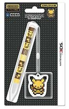 Pokemon stylus & Cleaner for Nintendo 3DS Pikachu dot picture Japan Import