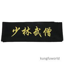 Embroidery Shaolin Tai chi Kung fu Sashes Wushu Martial arts Taekwondo Belt
