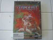 Targhan For Commodore Amiga, NEW FACTORY SEALED, Silmarils