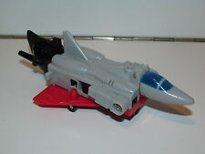 TRANSFORMERS G1 VICTORY MULTIFORCE DX LANDCROSS 'WING' 99% COMPLETE 1989 HASBRO