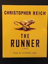 The Runner by Christopher Reich (2000, CD, Abridged)