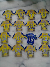 SOCHAUX 16  MAGNET JUST FOOT 2008  EQUIPE COMPLETE