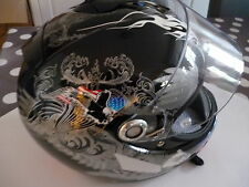 CASQUE SHARK RSX EAGLE TAILLE XS