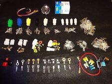 suzuki ts 125 r tsr ts125r full wiring harness loom headlight kit 2.8mm 6.3mm