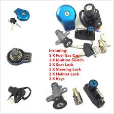 Fuel Gas Cap Key Set For Yamaha XV250 250 XV125 4RF VIRAGO XV535 XXV240 250 3LS
