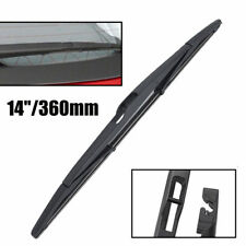 "14"" Car Rear Window Windshield Wiper Blade For BMW X3 E83 Mazda 3 Focus MK2"