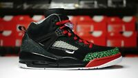 Air Jordan Men's Spizike OG 315371-026 Multi Size Christmas Red Green Black