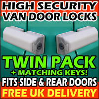 LAND ROVER DEFENDER High Security Vehicle Door Locks Pair Set Of 2 Doors