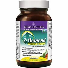 New Chapter Zyflamend Whole Body Joint Supplement 180 Capsules