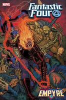 "FANTASTIC FOUR #22 MAIN & VAR COVER SET ""The return of the new Fantastic Four?"""