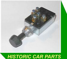 Three (3) WAY PULL SWITCH for Lights ~Off (In) - Side (Mid) - Head Lights (Out)