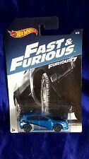 Fast & Furious Subaru WRX ST1 Hot Wheels Exclusive Walmart Die-Cast 1:64 Scale
