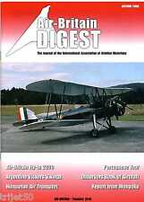 Air Britain Digest 2000 Autumn Portugal,Vickers Viking,Hungary,C-47