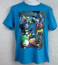 Lego Batman Movie Boys T-Shirt Officially Licensed Joker Robin New