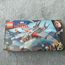 Lego Marvel Super Heroes Captain Marvel and The Skrull Attack (76127)