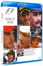 F1 How it Was [Blu-ray] NEU Formel 1 Schumacher, Lauda, Prost, Alesi, Berger
