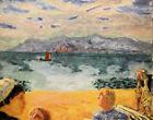 Bonnard Pierre Paris Esterel Canvas Print 16 x 20   #8920
