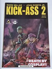 Kick-Ass 2 #5 (2010 2nd Series) High Grade Moden Age Collectible ICON Comics!