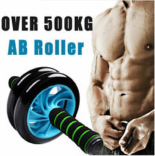 Ab Roller Abdominal Workout Wheel - AB WOW Abs Trainer Abdominal Exercise Equip.