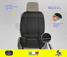 Coprisedile universale auto schienale ergonomico copri sedili anteriore guidator