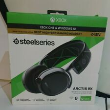 SteelSeries Arctis 9x Black Wireless Headset for Xbox One