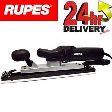 Rupes SL42AES 400x70mm long lit électrique ponceuse aspirateur attachement commande de vitesse