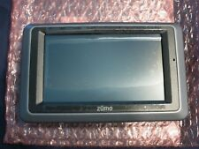 "Garmin Zumo 665LM Motorcycle/Auto GPS 4.3"" Screen PERFECT CONDITION Free Ship"