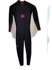 Xterra Vector Pro X3 triathlon wetsuit mens large
